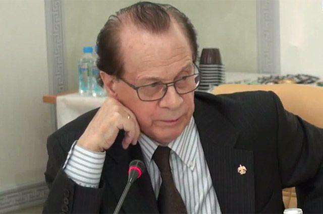 Архитектор Юрий Григорьев.
