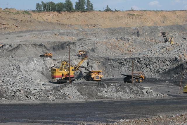 На разрезе в Кемеровской области рабочего задавило бульдозером.