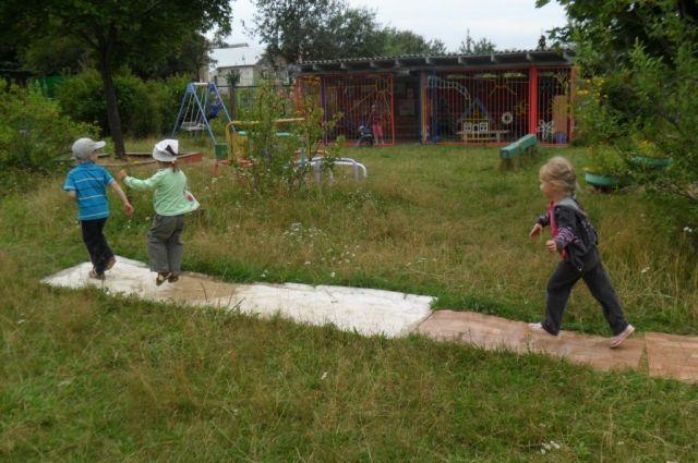 Детский сад закрыли на месяц. Но подрядчики не закончат ремонт в срок.