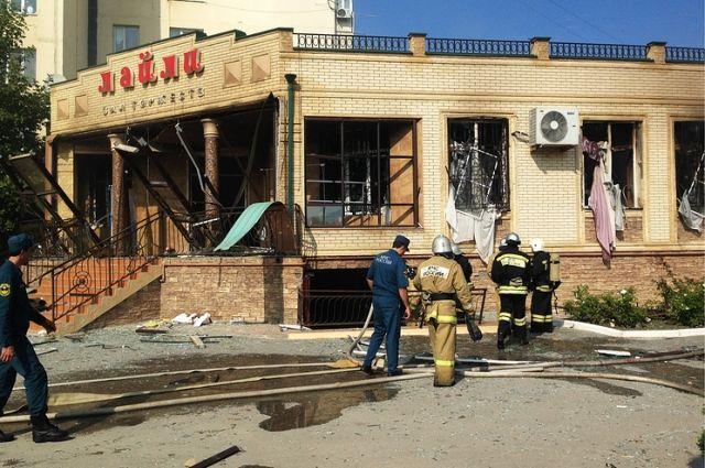 Семьи погибших при взрыве вбанкетном зале «Лайли» получат 250 тыс. руб.