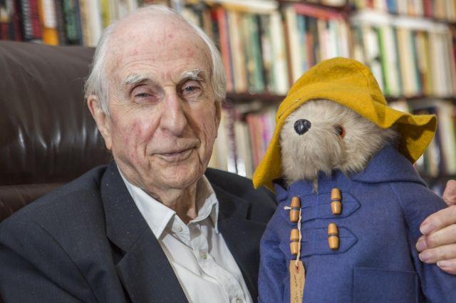 Автор книг о медвежонке Паддингтоне скончался в возрасте 91 года