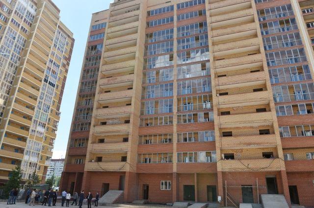 Три дома обманутых дольщиков будут сданы вКазани доконца года