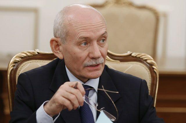 Глава Республики Башкортостан Рустэм Хамитов.