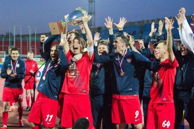 Ещё год назад команда могла вылететь из Футбольной национальной лиги.