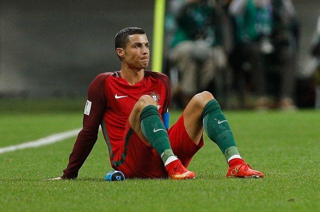 e92ba462 Роналду не будет играть в матче Кубка конфедераций за третье место ...