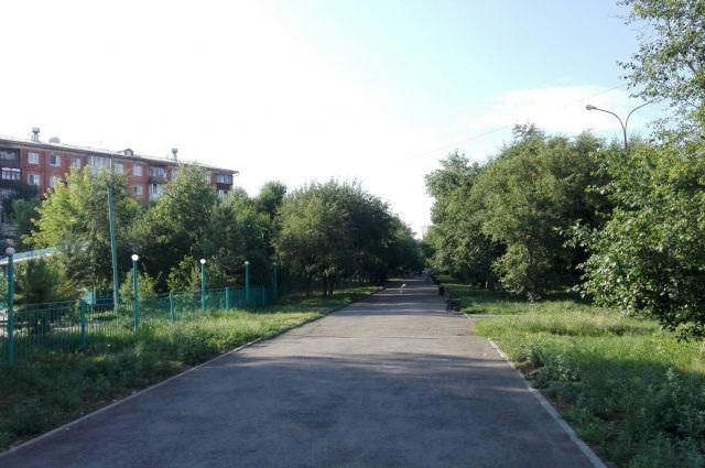 Жара в Иркутске продолжается.