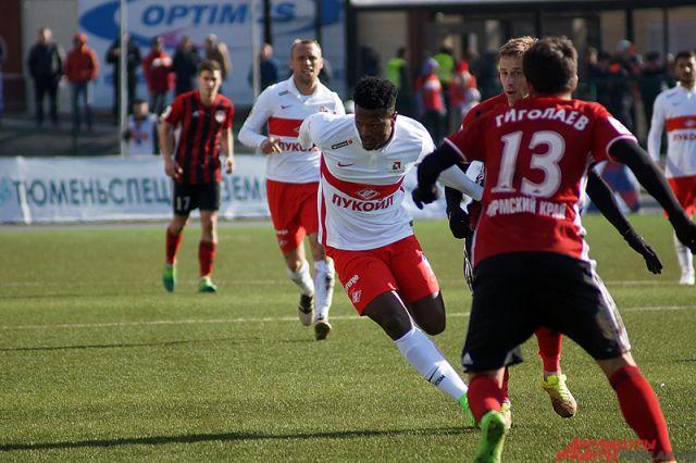 «Амкар» продолжает подготовку к новому чемпионату.