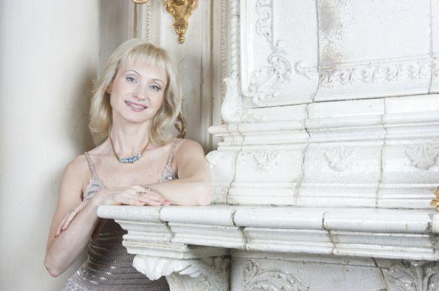 Ольга Прокофьева.