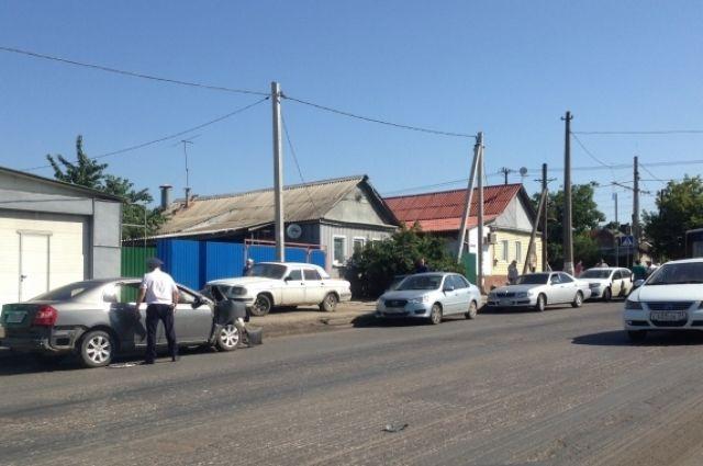 ДТП вВолгограде остановило движение трамваев