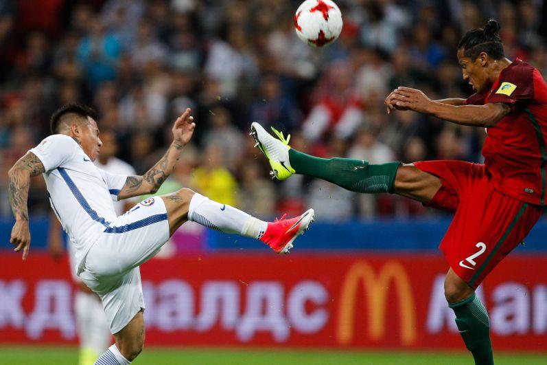 Игра португальцев и бразильцев надолго запомнится болельщикам: 120 минут драматичного поединка.