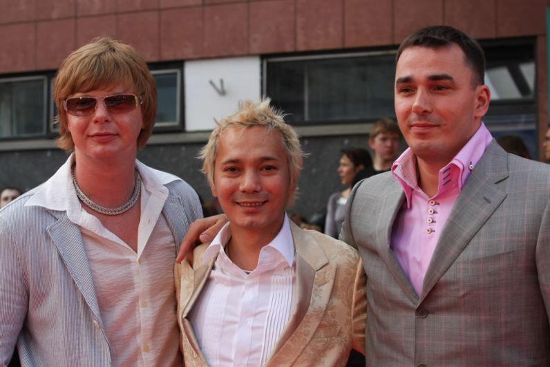 В составе группы «Иванушки International».