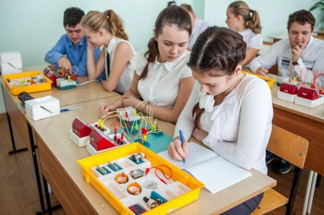 Имея 50-летнюю историю, школа всегда стремится к новому, неизученному, важному, глобальному.