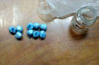 В ходе оперативно-розыскных мероприятий обнаружено более 120 грамм наркотиков