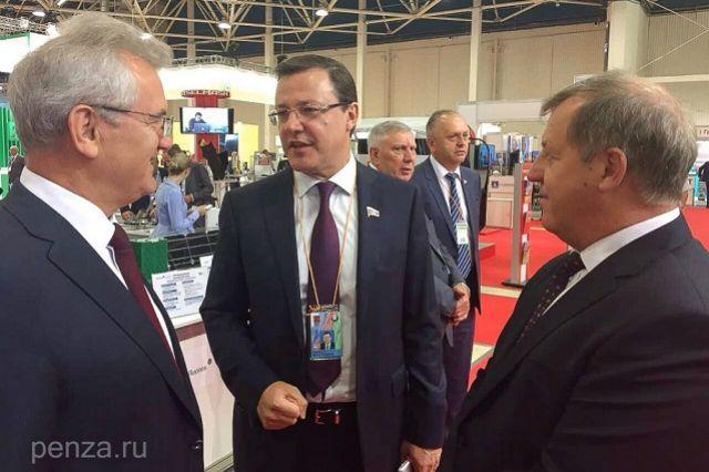 В рамках форума Иван Белозерцев подпишет соглашение о сотрудничестве.