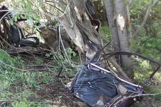Получившего серьезные травмы пассажира доставили в больницу, но не спасли