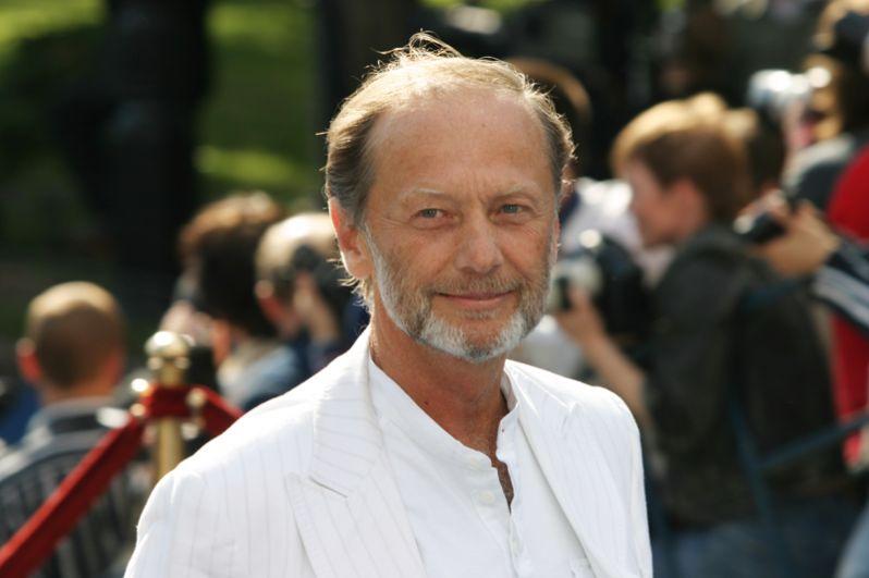 2006 год. Сатирик Михаил Задорнов на 28-м Московском кинофестивале.