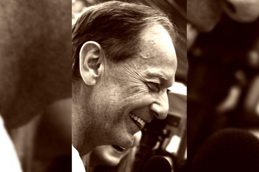 Михаил Задорнов в 2007 году.