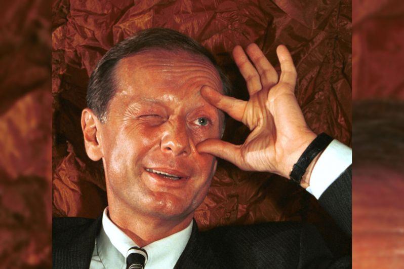 Михаил Задорнов в 1997 году.
