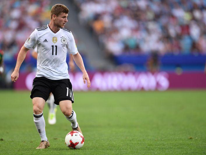 Тимо Вернер. 21-летний форвард сборной Германии и клуба «Лейпциг» уже давно находится в поле зрения селекционеров ведущих клубов Европы: форварды с таким «нюхом на голы» — штучный товар.