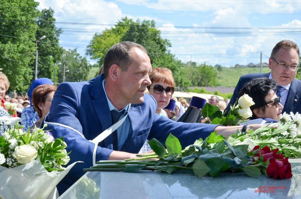 Глава Алапаевска Станислав Шаньгин.