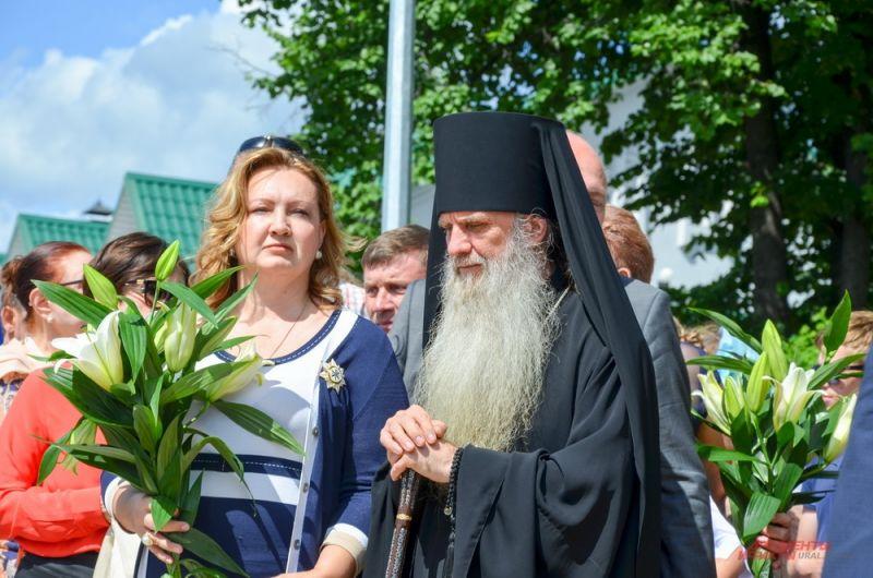 Епископ Каменский и Алапаевский Мефодий.