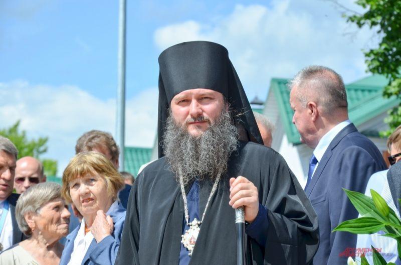 Викарий Екатеринбургской епархии Евгений Кульберг.