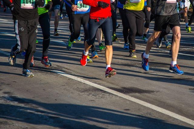 Для любителей бега доступны три дистанции.
