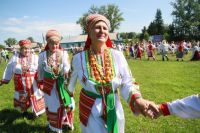 Фестиваль помогает сохранить традиционную культуру.