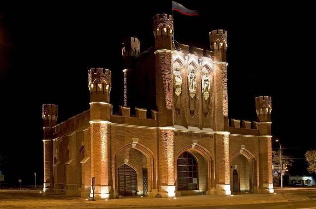 «Королевские ворота» возобновили работу после реставрации.