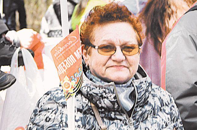 Татьяна Разумова.