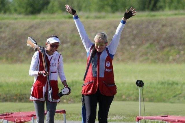 Воронежская спортсменка взяла «золото» насоревнованиях постендовой стрельбе