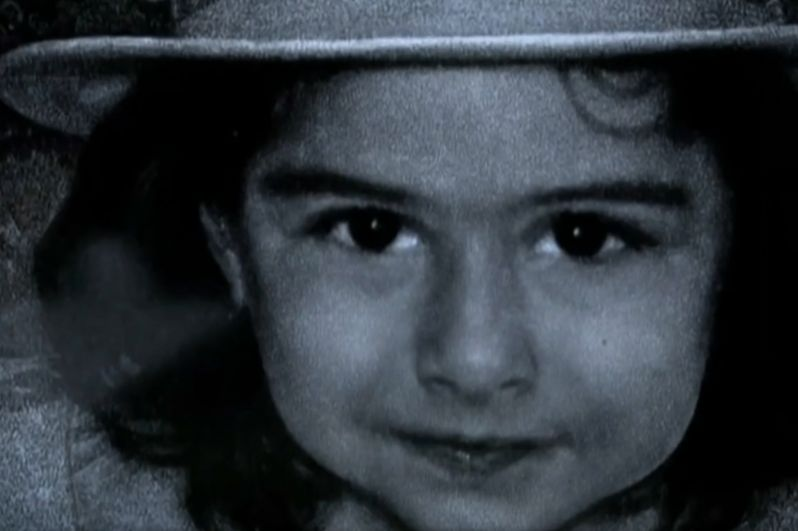 Диана Калоева, 4 года.