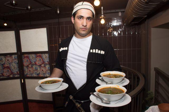 В Тюмени состоялся секретный ужин с грузинским акцентом