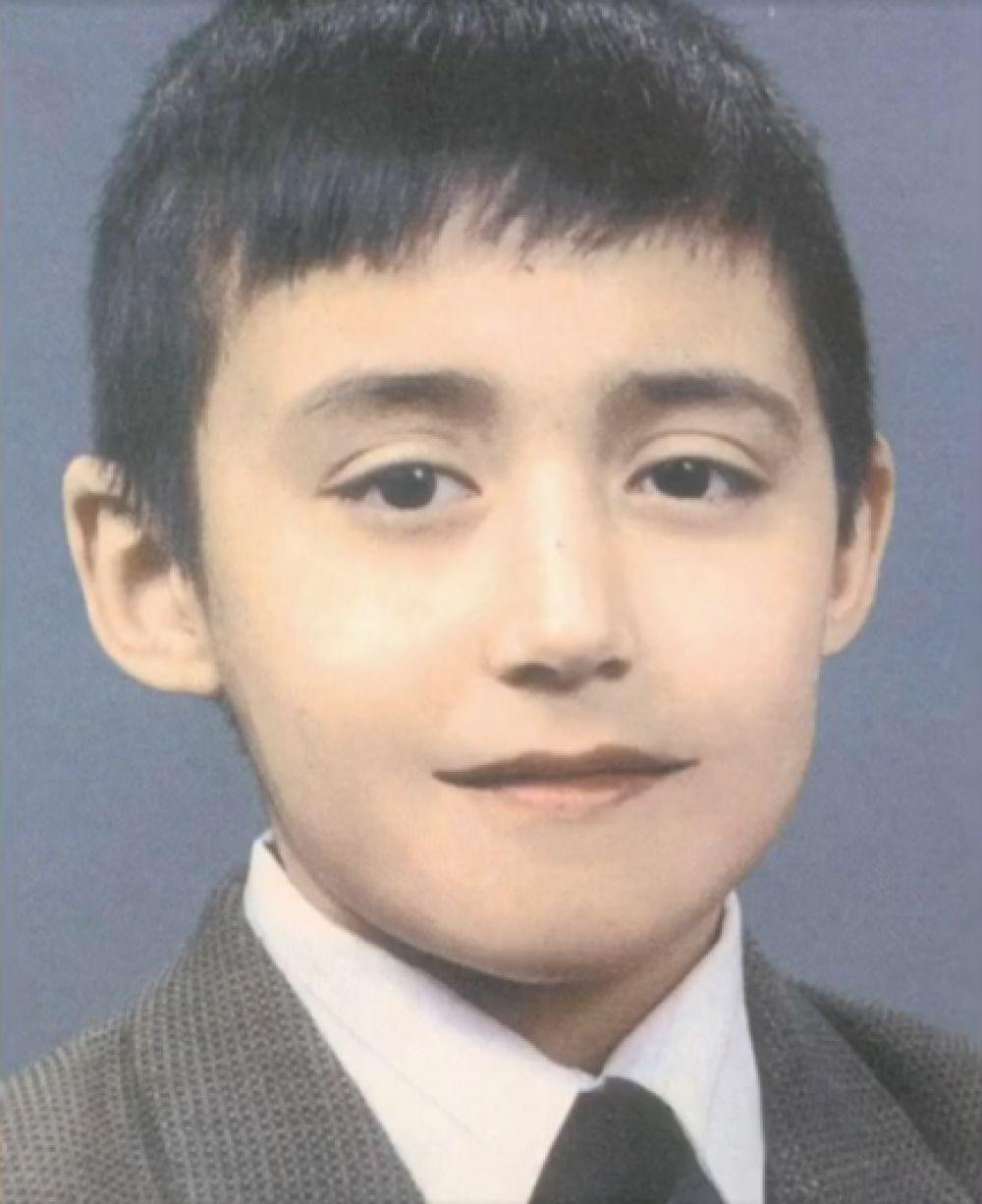 Ильдар Асылгужин, 14 лет.