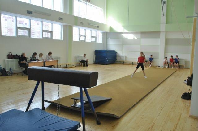 В Оренбурге построят новую школу спортивной гимнастики взамен старой