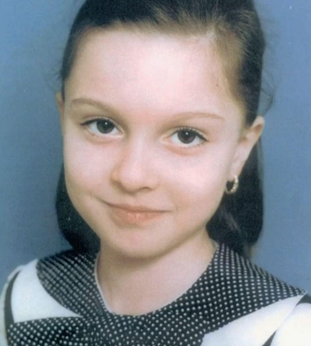 Алина Ханнанова, 12 лет.