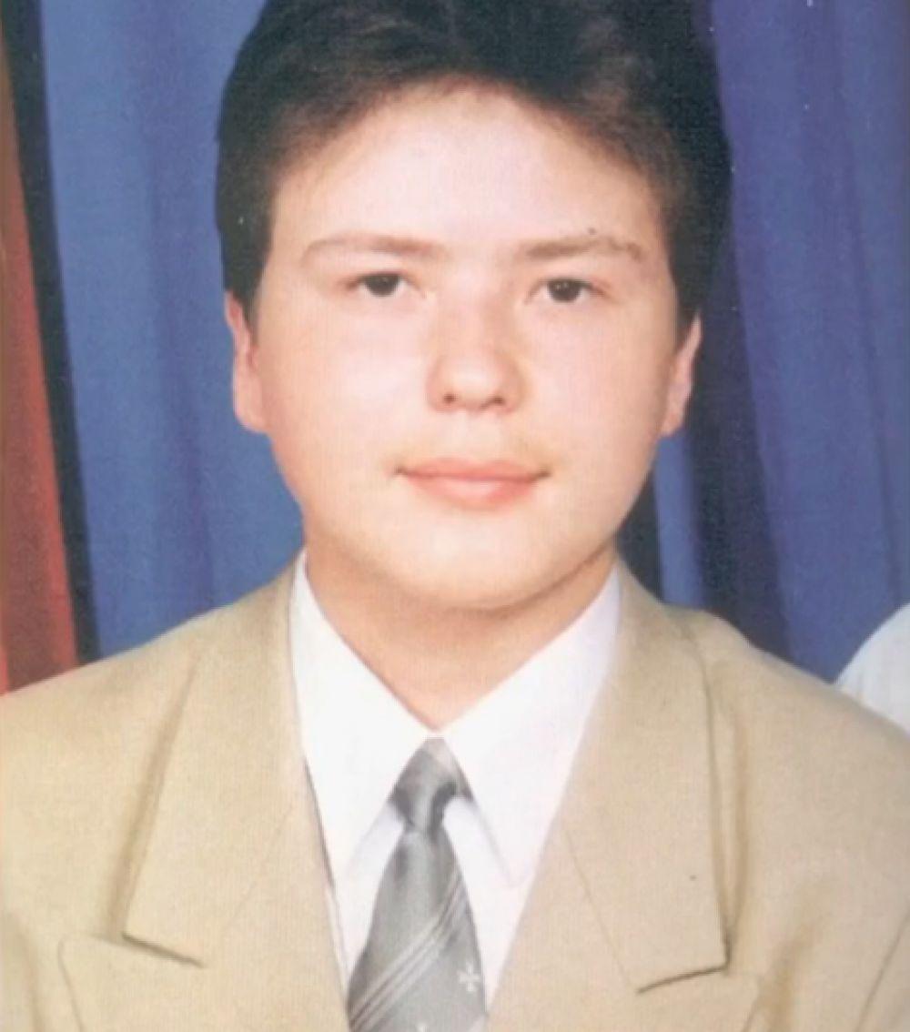 Руслан Юсупов, 20 лет.