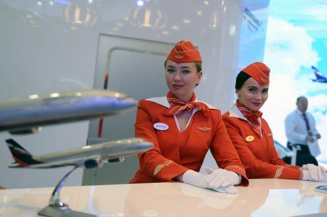 Аэрофлот - мировой лидер по провозным емкостям между Европой и Азией