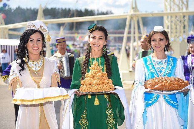 На Сабантуй-2017 приглашает тюменцев Ярковский район