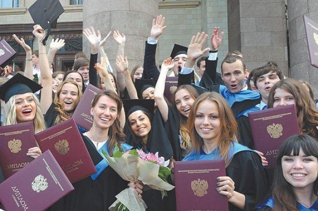 Дипломы тюменского ВУЗа получили более четырех тысяч выпускников