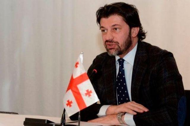 Правящая партия «Грузинская мечта» выдвинула вице-премьера Каху Каладзе кандидатом вмэры Тбилиси