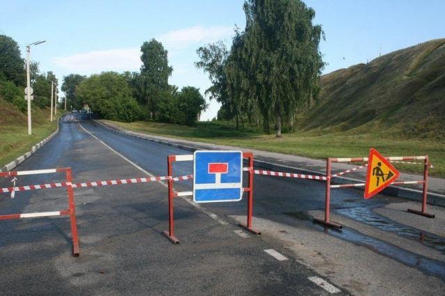 Для ремонта аварийного коллектора в Рязани перекроют улицу Кремлевский вал.