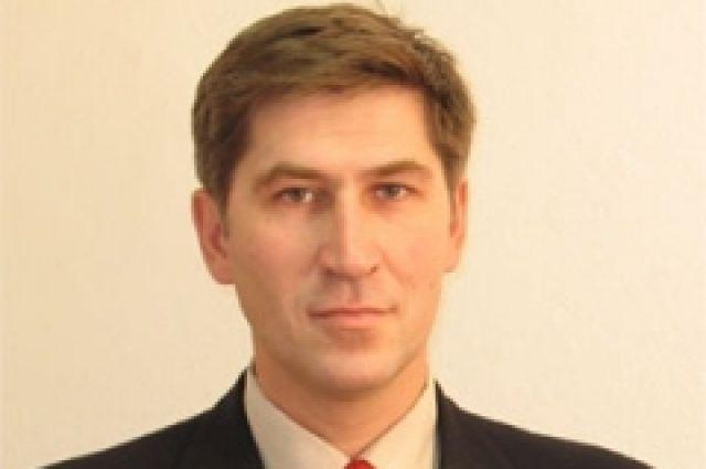 Неформальный лидер карельского «Яблока» бизнесмен Василий Попов