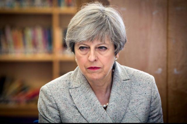 Telegraph: Мэй может отказаться отпереговоров поБрекситу всередине сентября