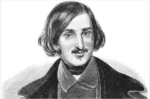Николай Гоголь.