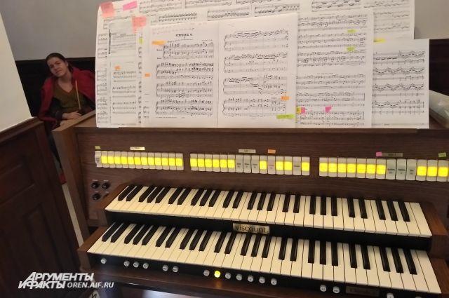 Фестиваль органной музыки пройдет в Тобольске