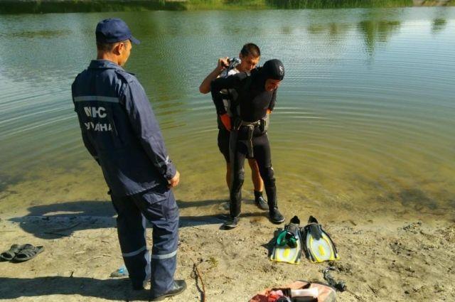 ВНиколаеве мужчина потонул, купаясь свнуком