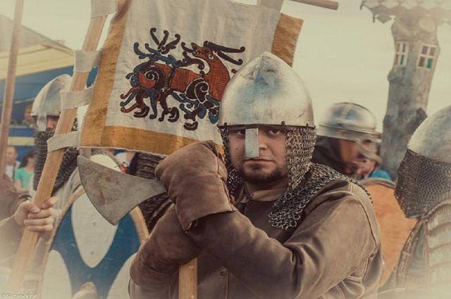 Фестиваль «Абалакское поле» позволил окунуться в атмосферу Средневековья