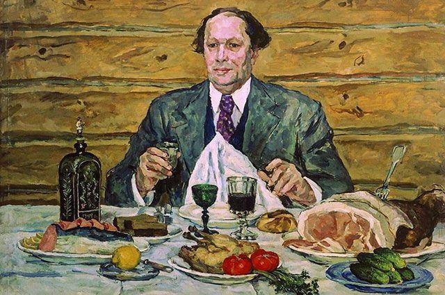 «Поедем обедать!» Почему Алексей Толстой прослыл подлинным гурманом?