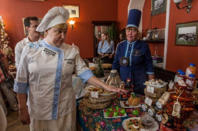В Тюмени презентовали фестивальное меню «Сибирского разносола»